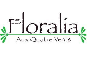 logo Floralia Aux Quatre Vents