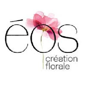 logo éos création florale